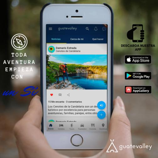 App GuateValley Versión 2020