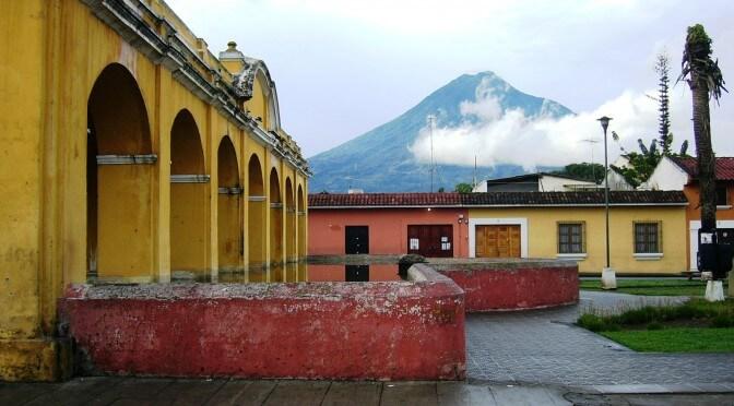 La Antigua Guatemala, Sacatepéquez