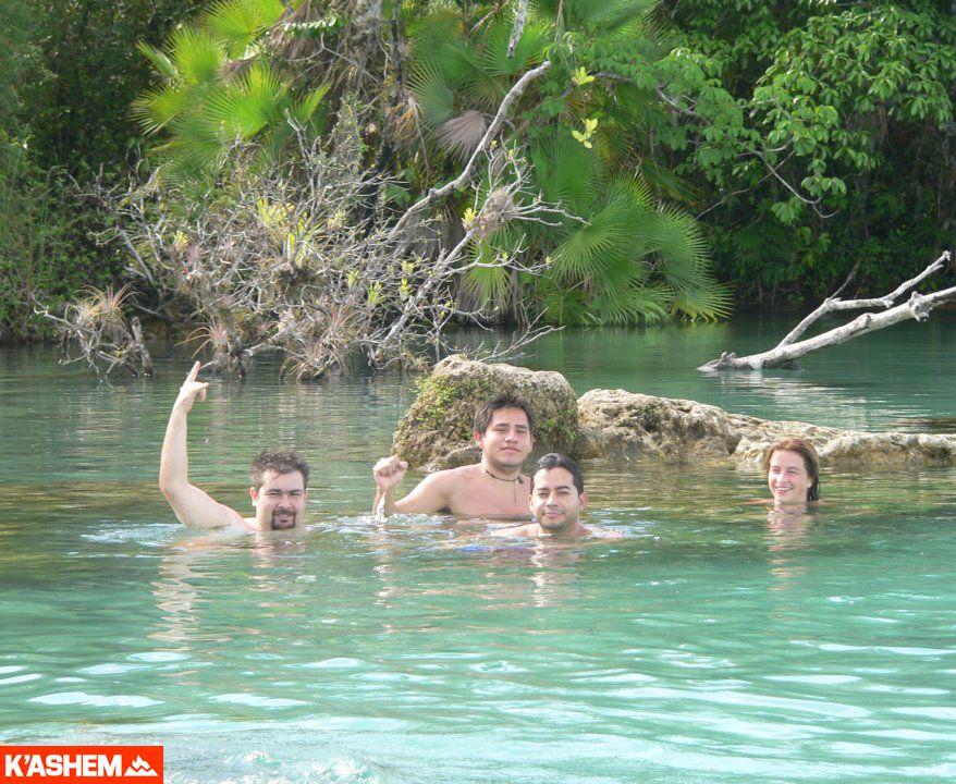 Grutas de BOMBIL PEK y Laguna de LACHUA