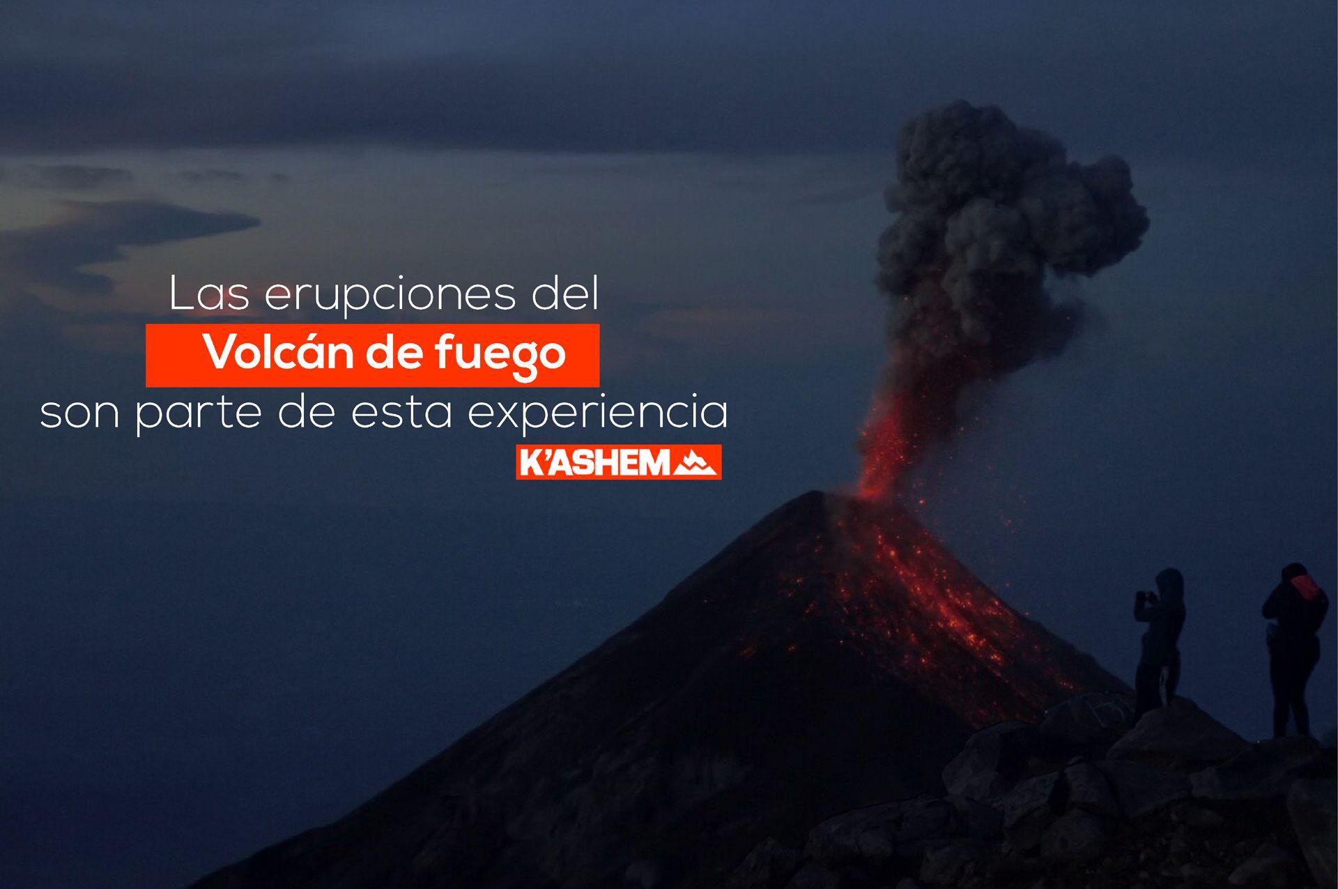 VOLCAN DE ACATENANGO <strong> Acenso nocturno</strong>