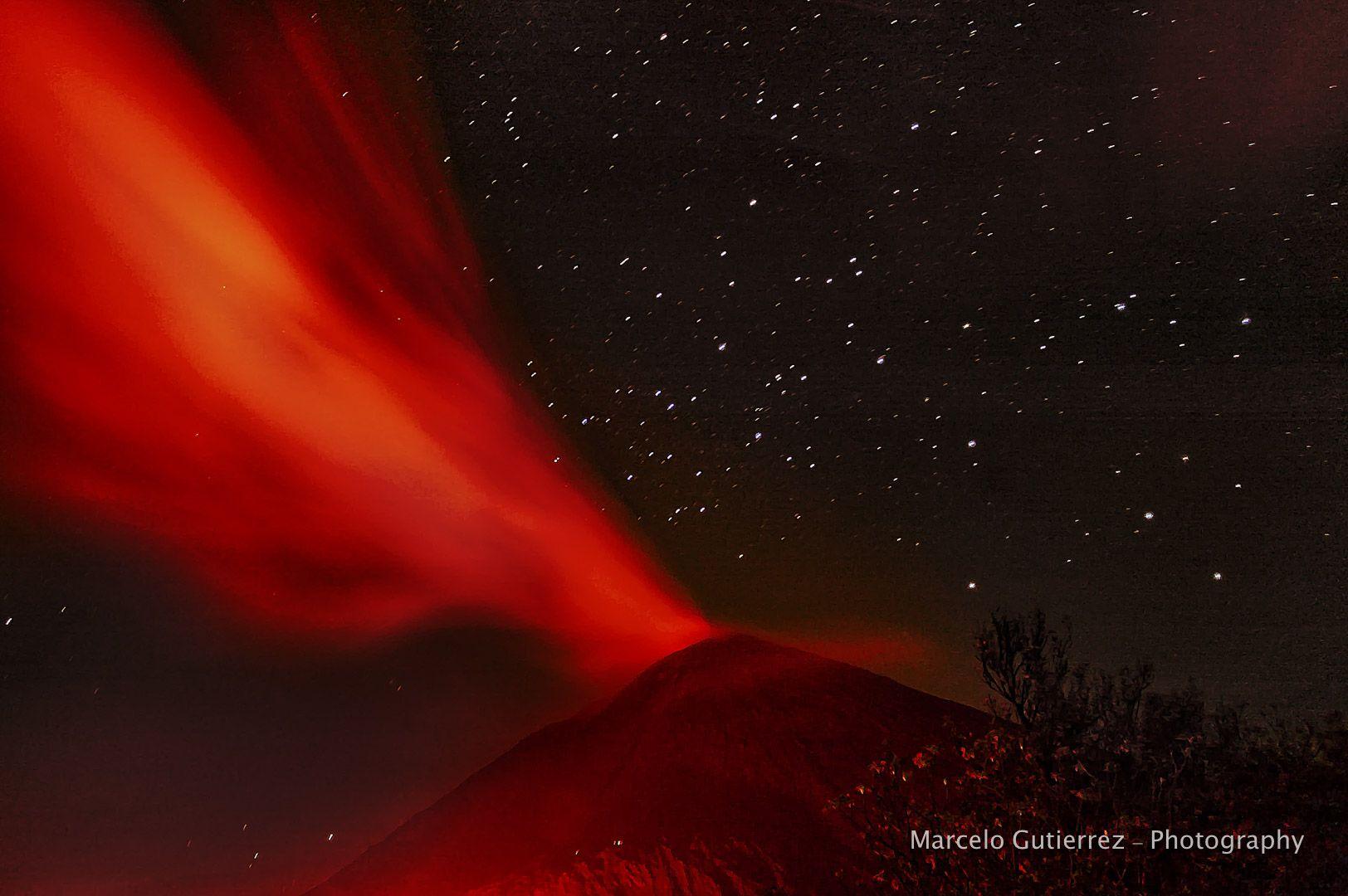 Volcán Pacaya: CURSO DE FOTOGRAFÍA PAISAJÍSTICA