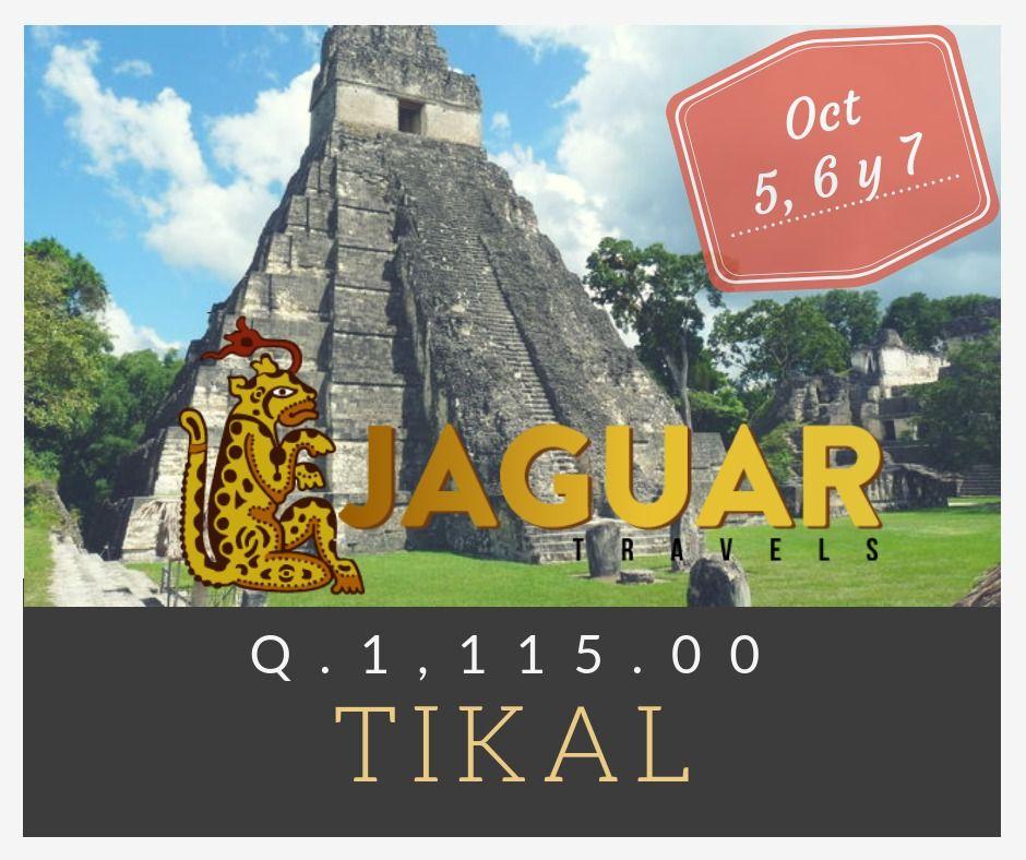 Tikal - Yaxha - Castillo de San Felipe