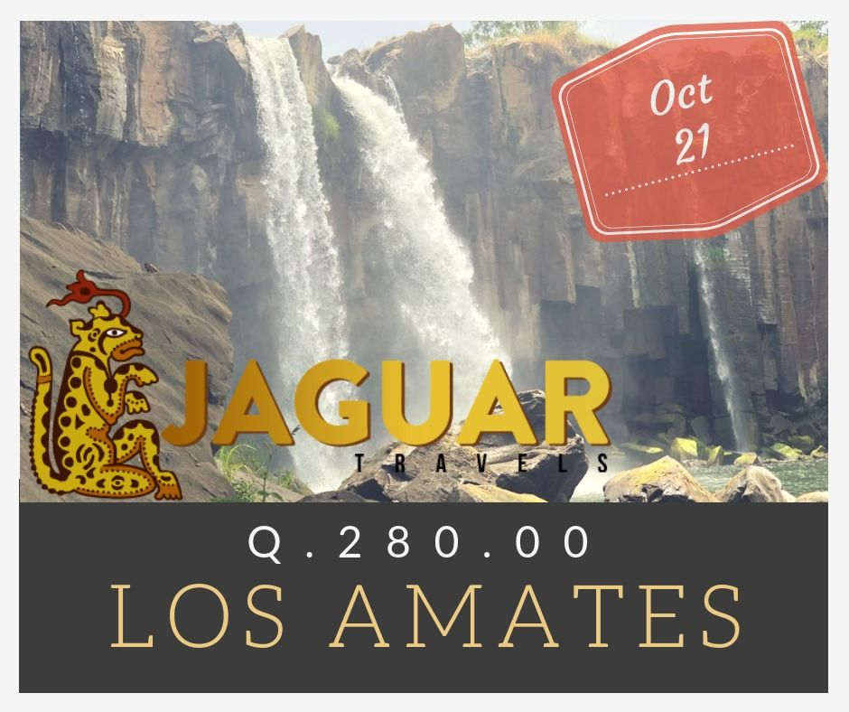 Catarata Los Amates