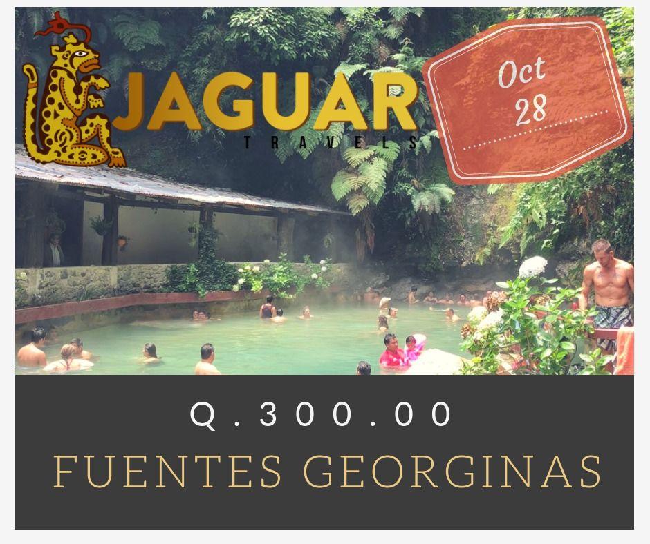 Fuentes Georginas - Xela