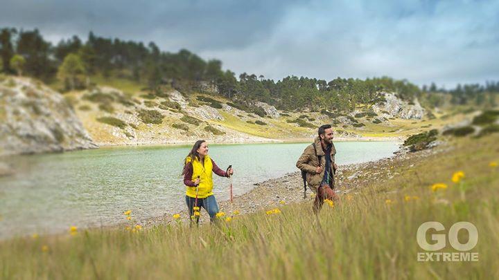 Cumbre de Cuchumatanes, Mirador Dieguez Olaverri y Laguna Ordóñez