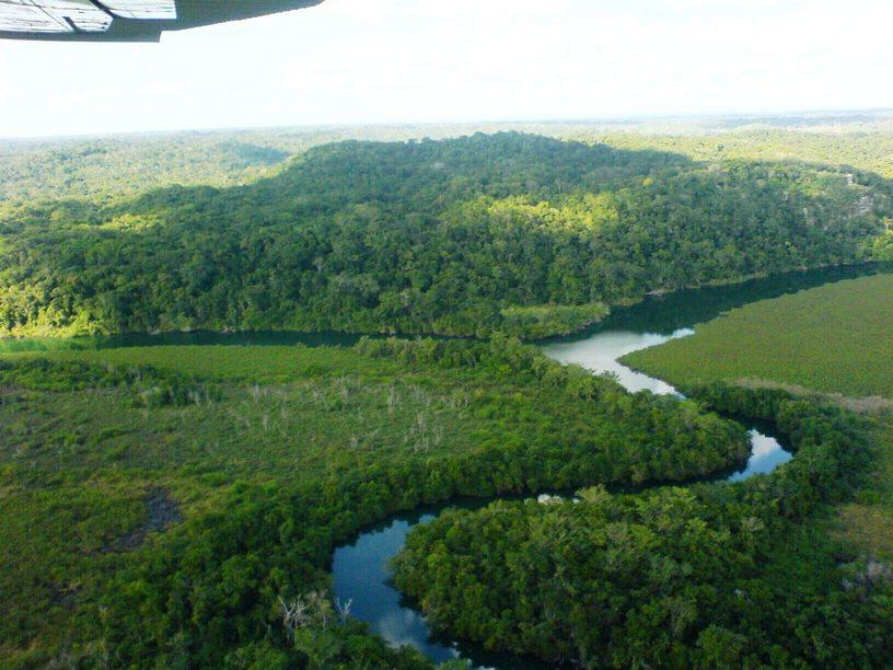 Parque Nacional Laguna del Tigre