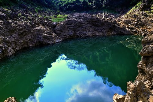 Lagunas de Sepalau