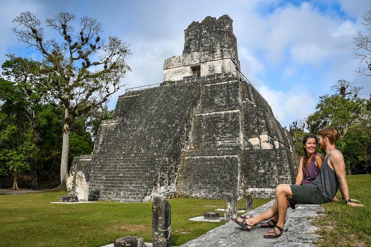 Tikal Mundo Maya