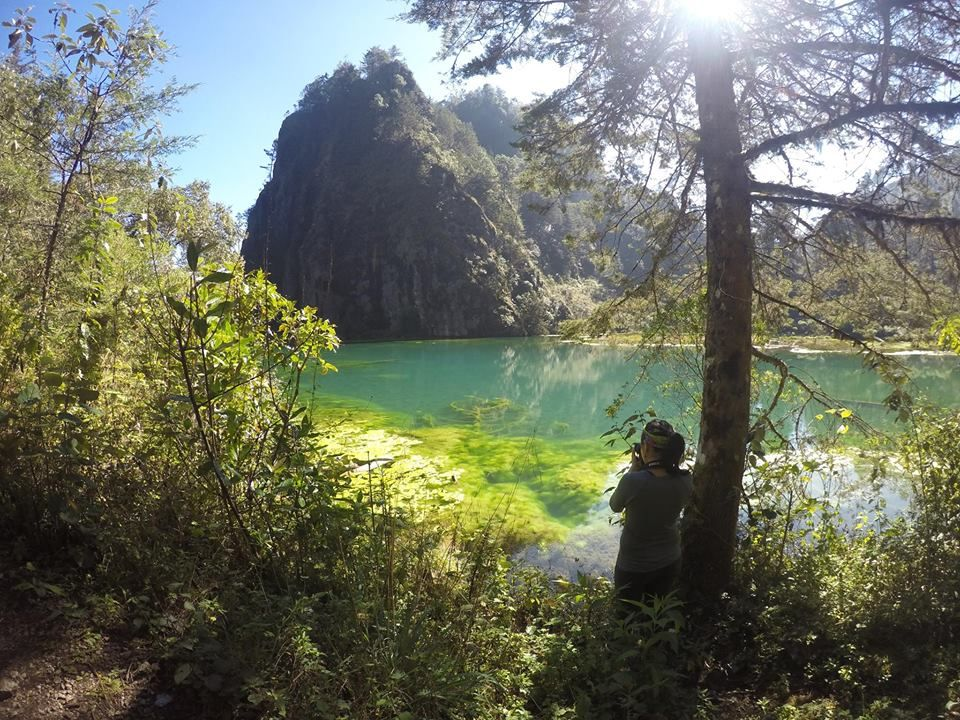 Tour a Laguna Magdalena, Huehuetenango