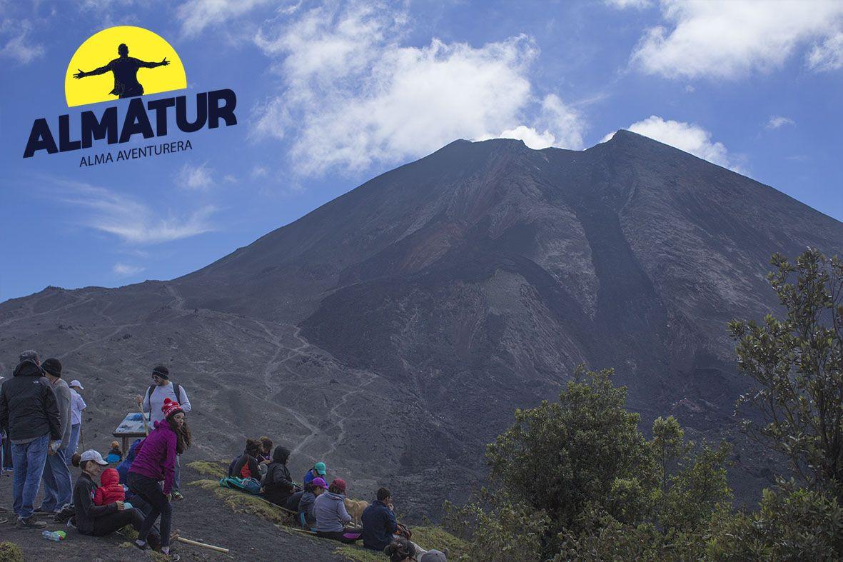 Ascenso de un día al Volcán Pacaya