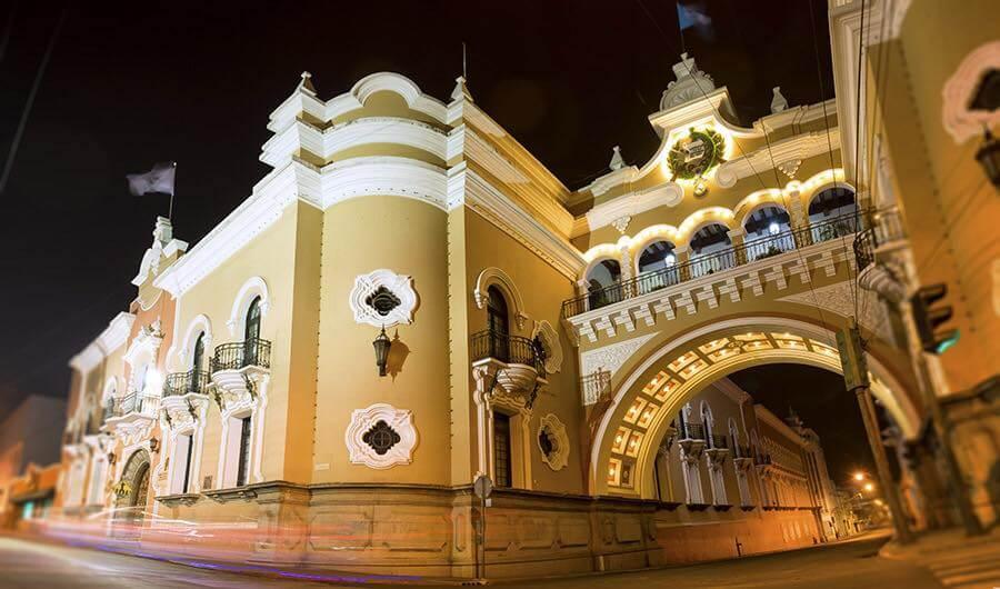 Edificio de Correos Zona 1, Centro Cultural Metropolitano