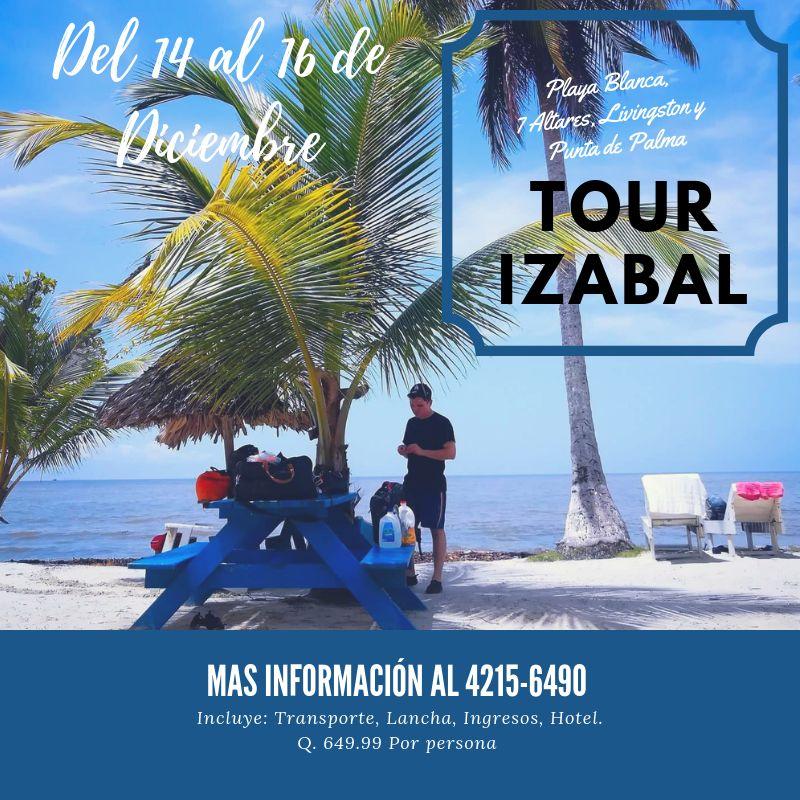 TOUR CARIBE GUATEMALTECO
