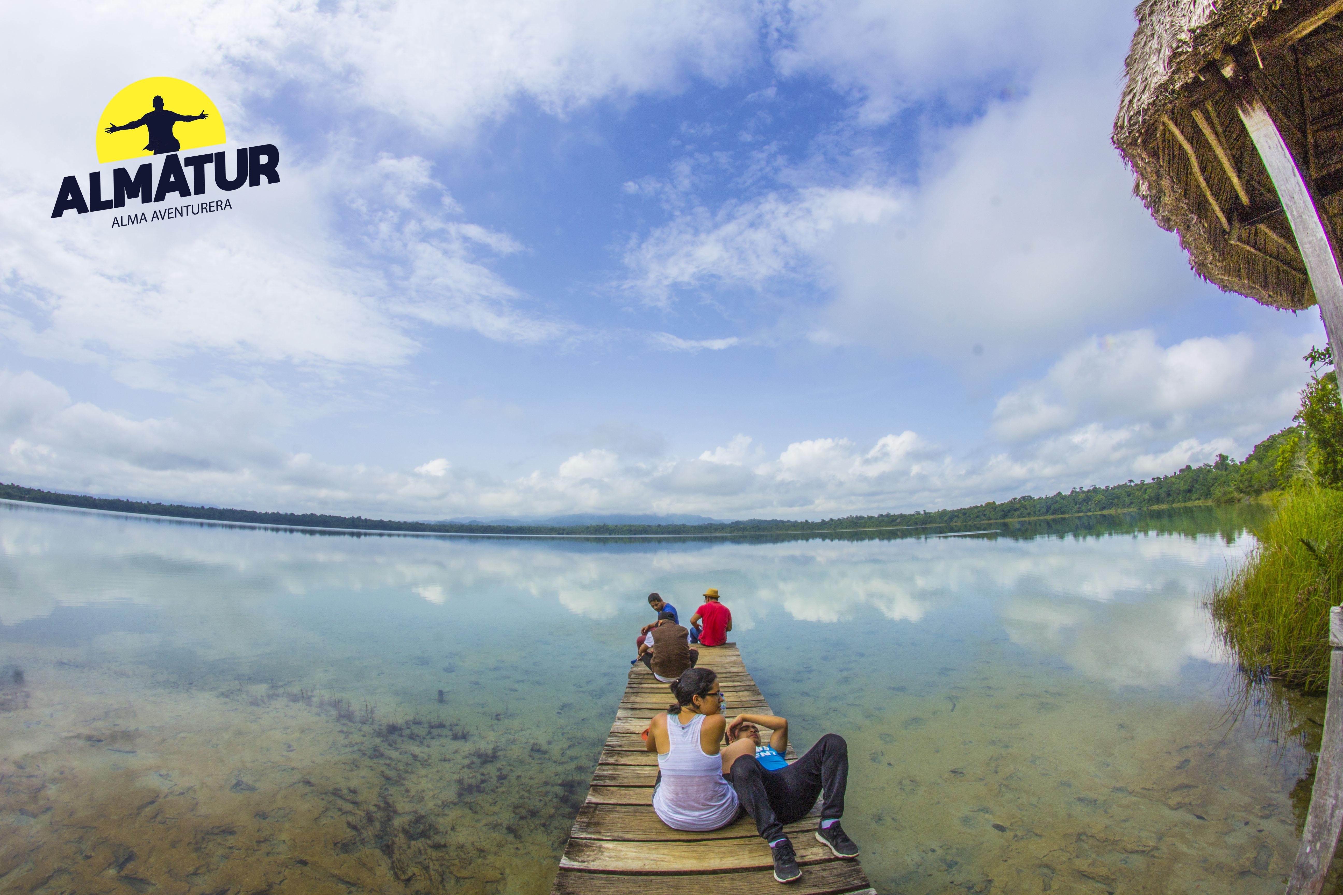 Viaje a Laguna Lachuá