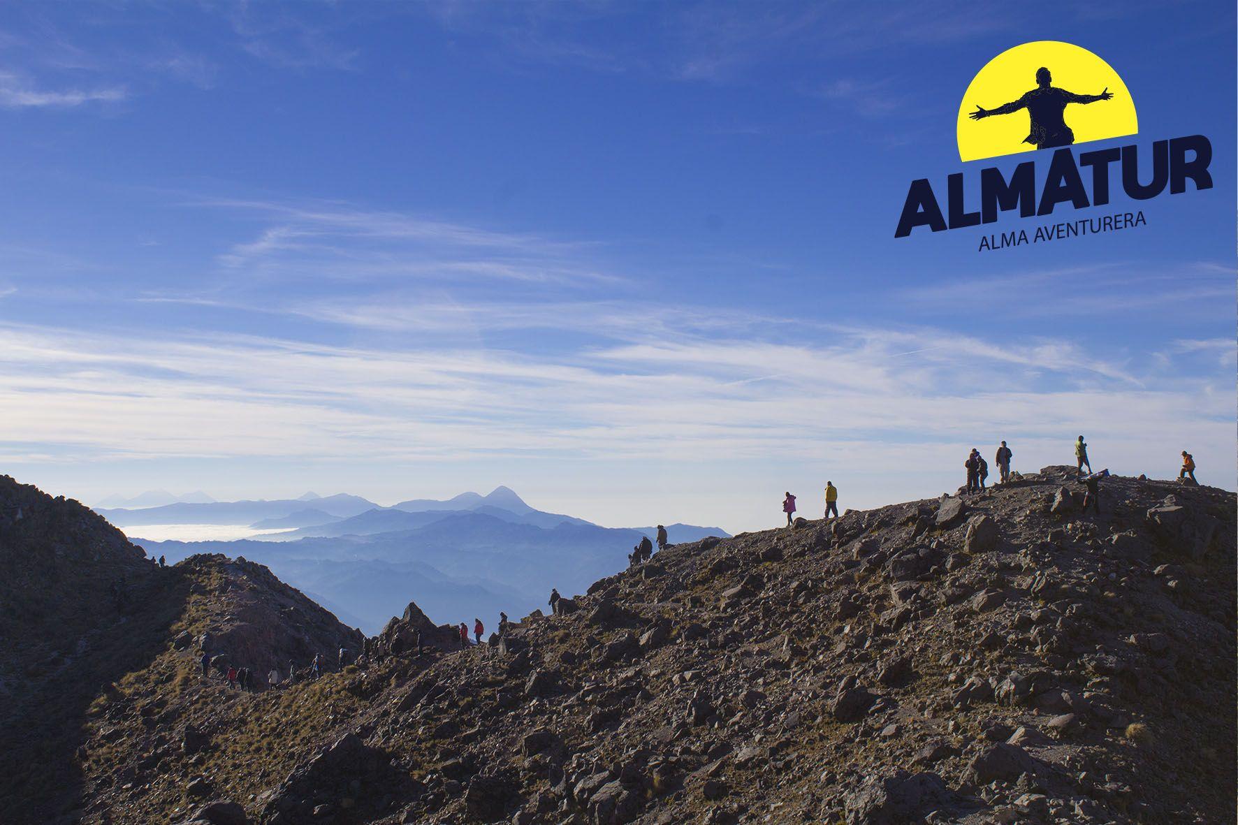 Ascenso nocturno al Volcán Tajumulco