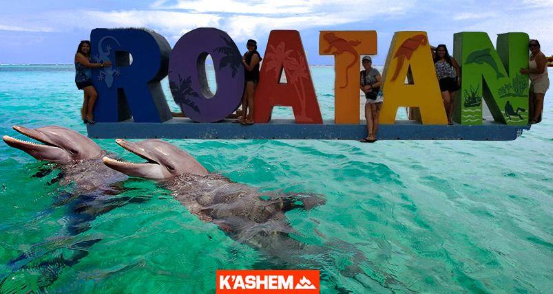 Isla de Roatán en Año Nuevo