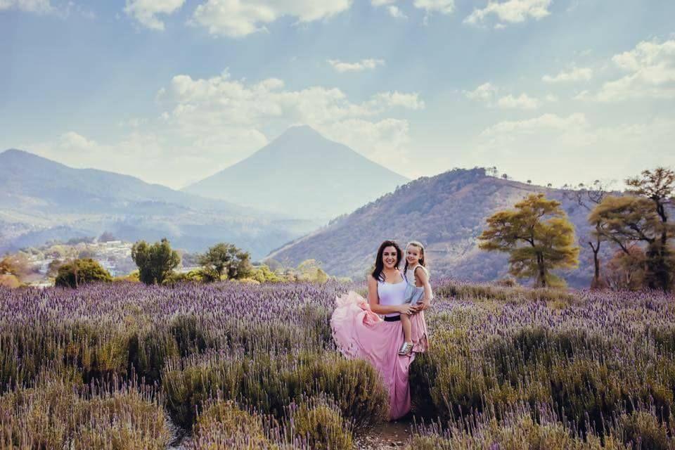 Antigua Flowers