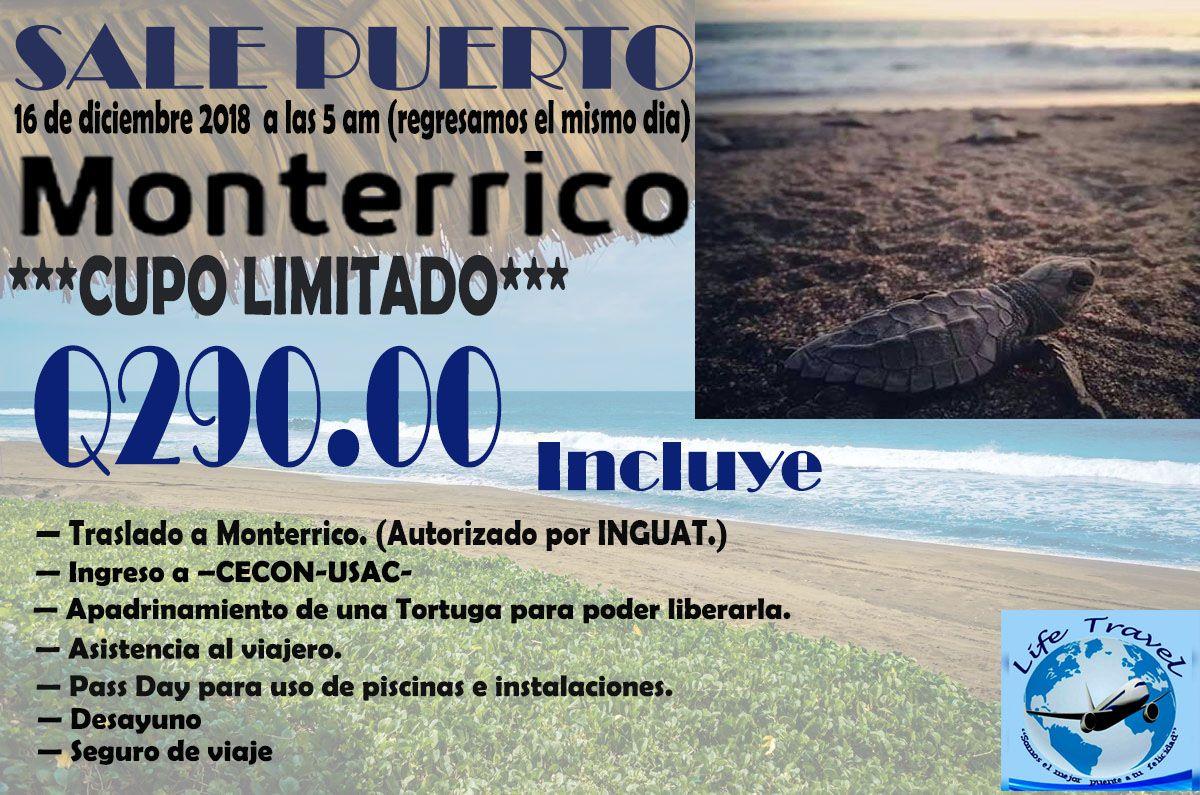 Sale Puerto!!!