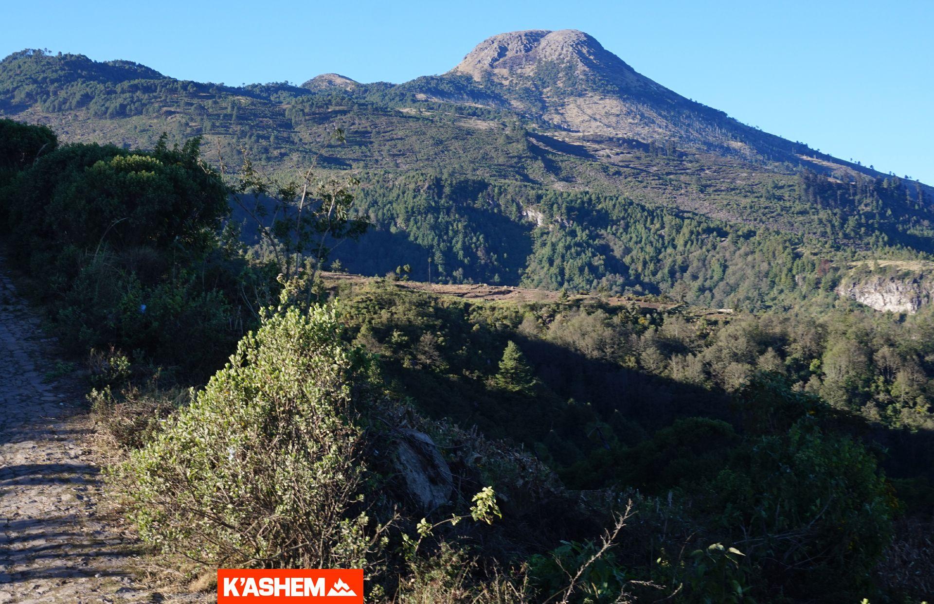 Volcán TAJUMULCO CaraNorte