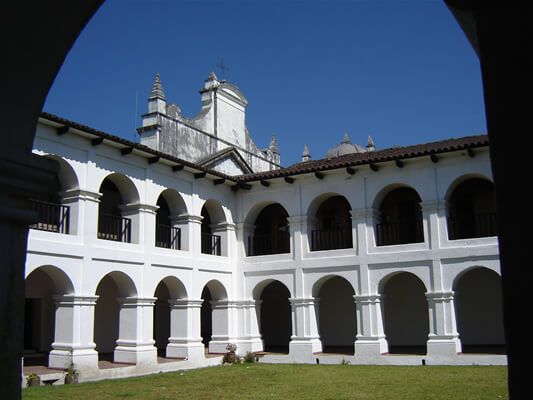 Antiguo convento de la orden de los Dominicos