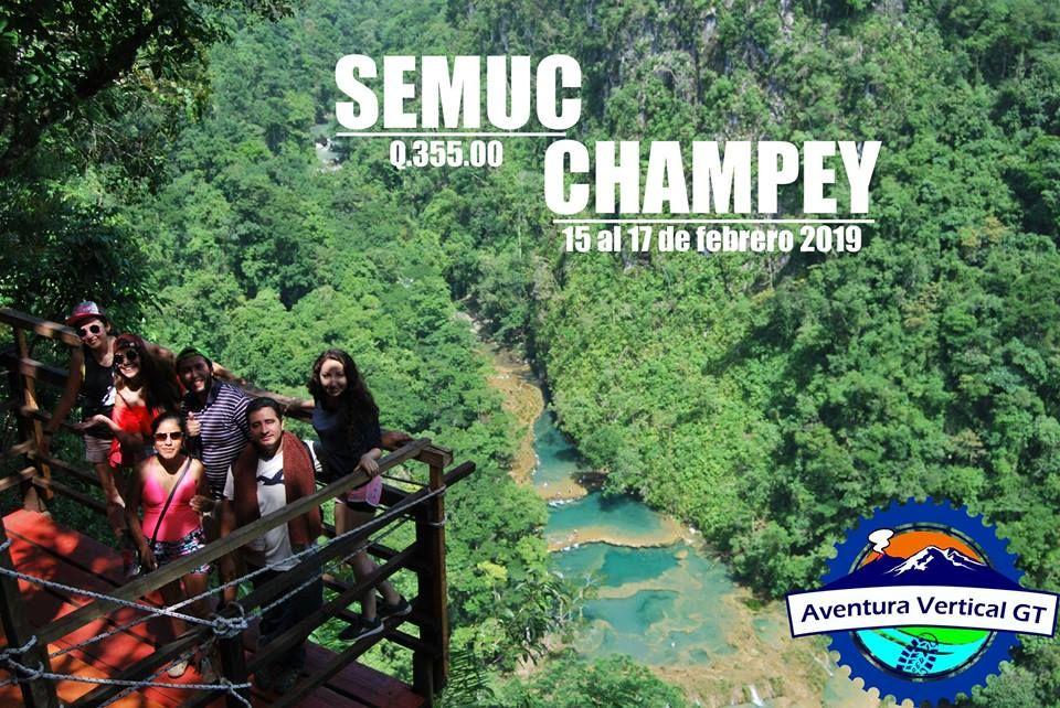 Semuc Champey | Tour económico.