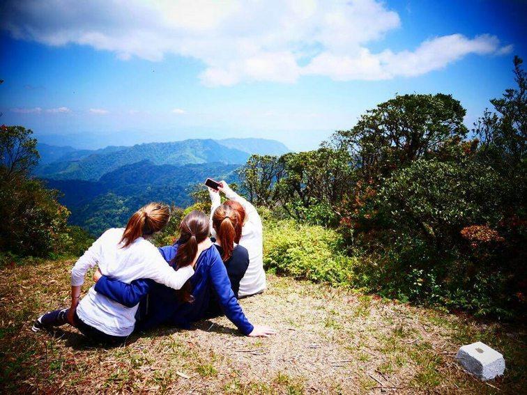 Parque Nacional Montecristo o Trifinio