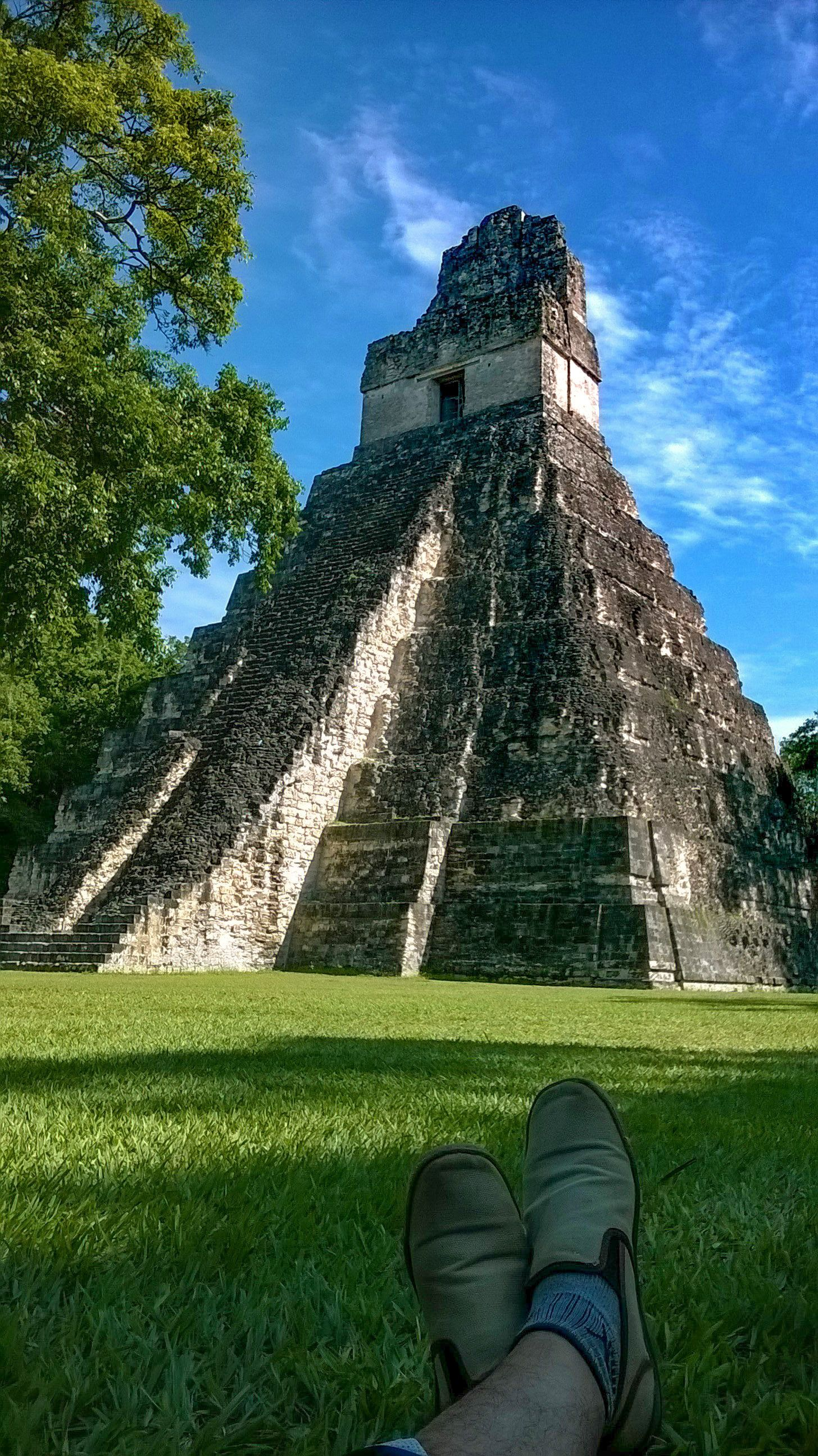 Tour Tikal, Flores y Castillo de San Felipe