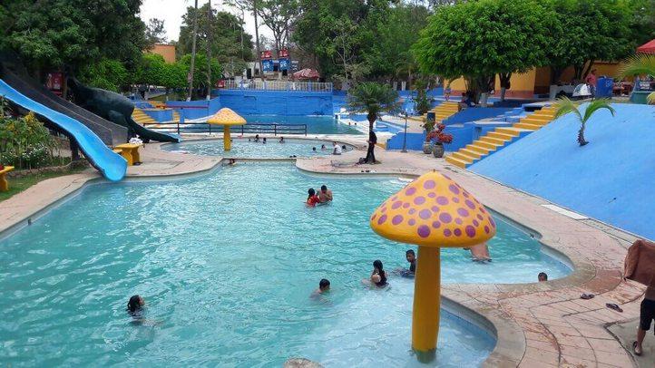 Balneario Agua Tibia
