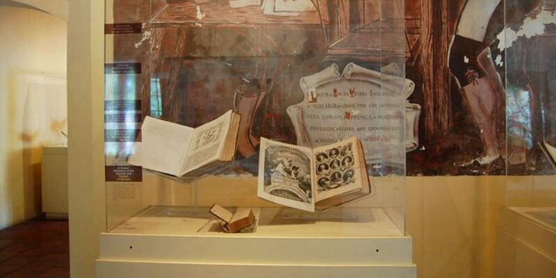 Museo del Libro Antiguo