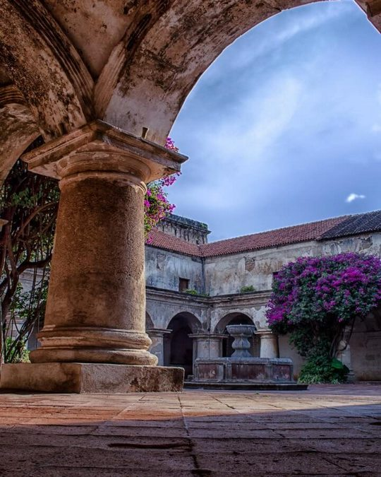 Convento y Ruinas de La Recolección