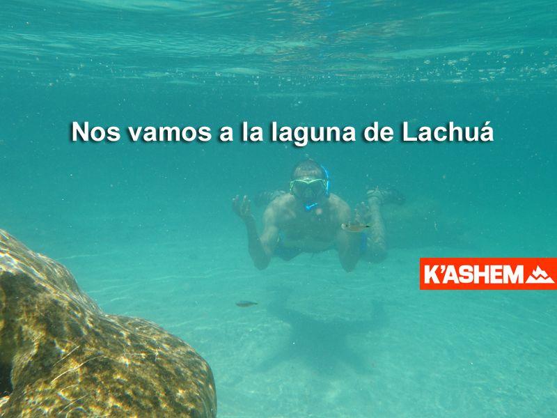Grutas de BOMBIL PEK y Laguna de LACHUÁ