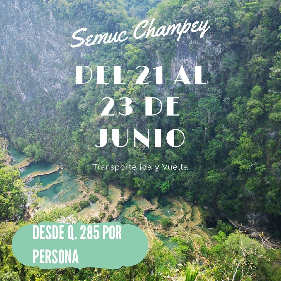 TOUR SEMUC CHAMPEY