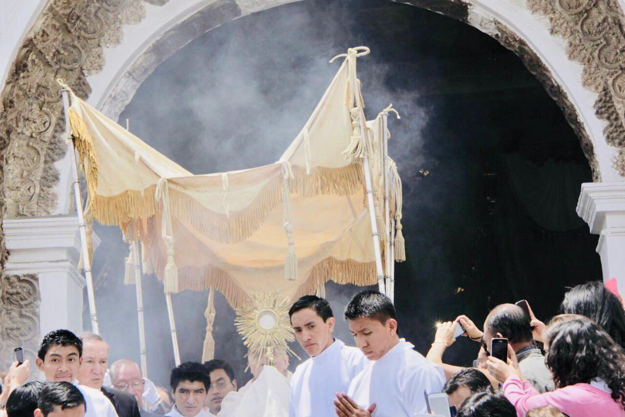Experiencia Corpus Christi Patzun