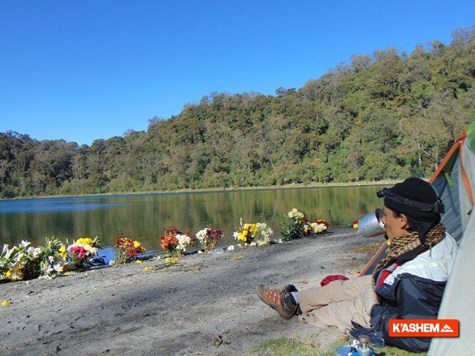 Volcanes Lacandón, Siete Orejas y Chicabal