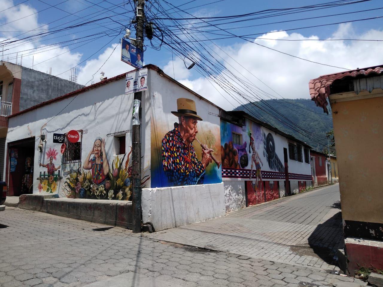 Recorrido de pueblos Atitlán
