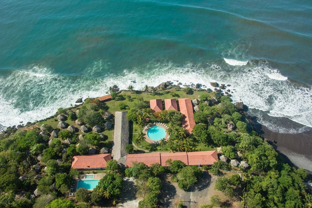Hotel de Playa Atami Escape Resort el Salvador