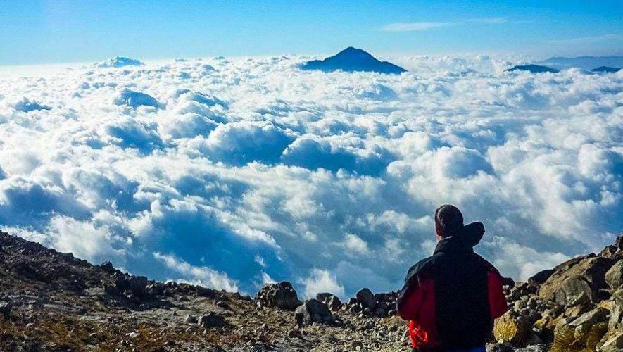 Ascenso al Volcán Tacaná