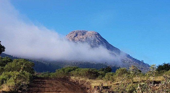 Gran ascenso nocturno en el Volcán Tajumulco
