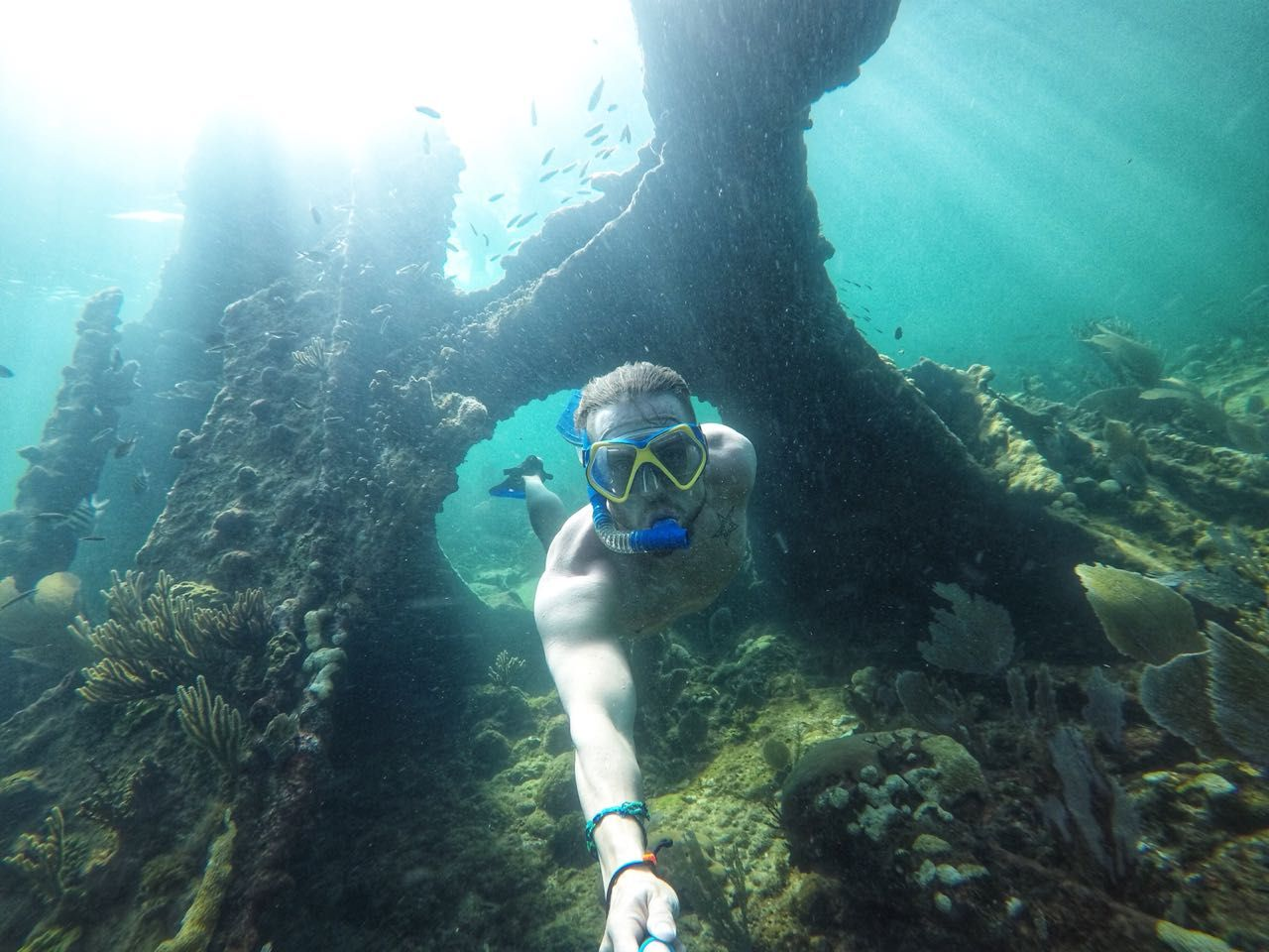 Tour Cayos de Belice
