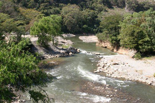 Rio Selegua