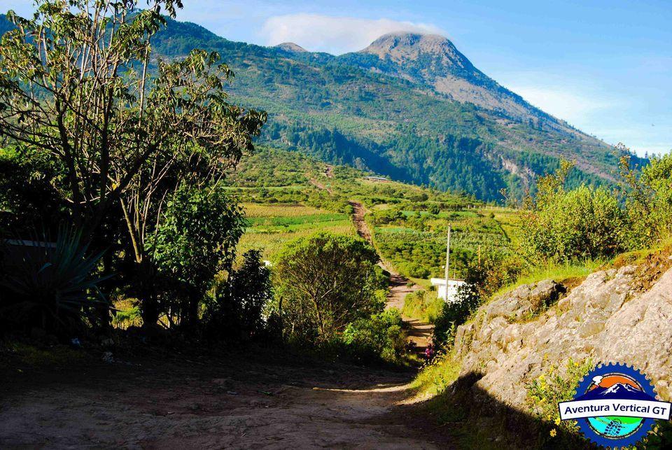 Volcán Tajumulco | Campamento