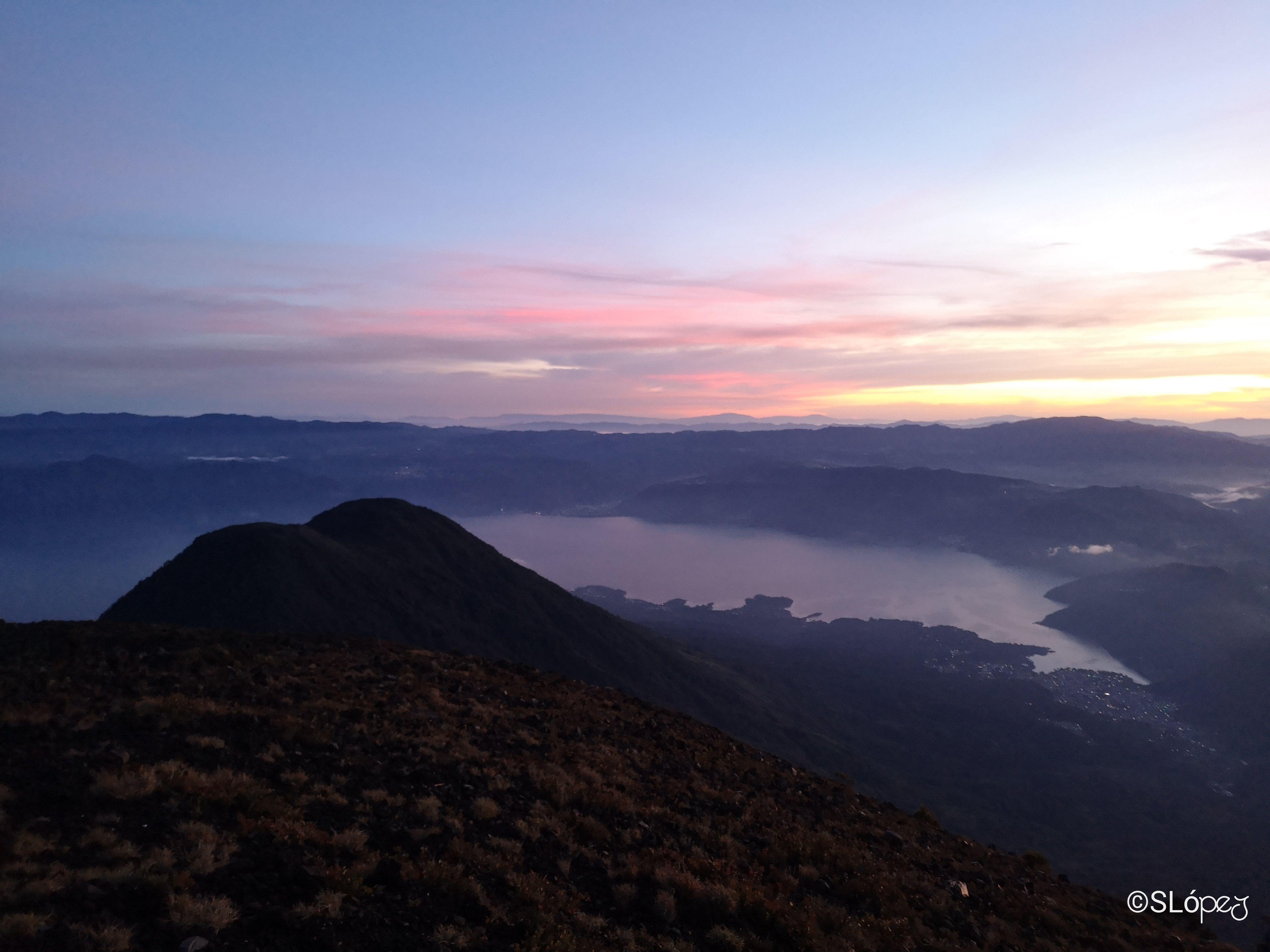 Volcán de Atitlán | Ascenso Nocturno
