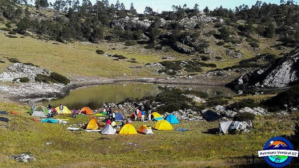 Trekking Laguna de Ordoñez, Mirador Juan Diéguez Olaverri y Rebaño de Llamas.