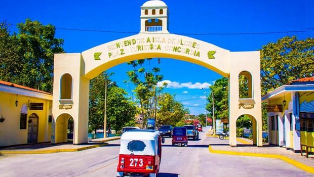 Plaza Turística Concordia